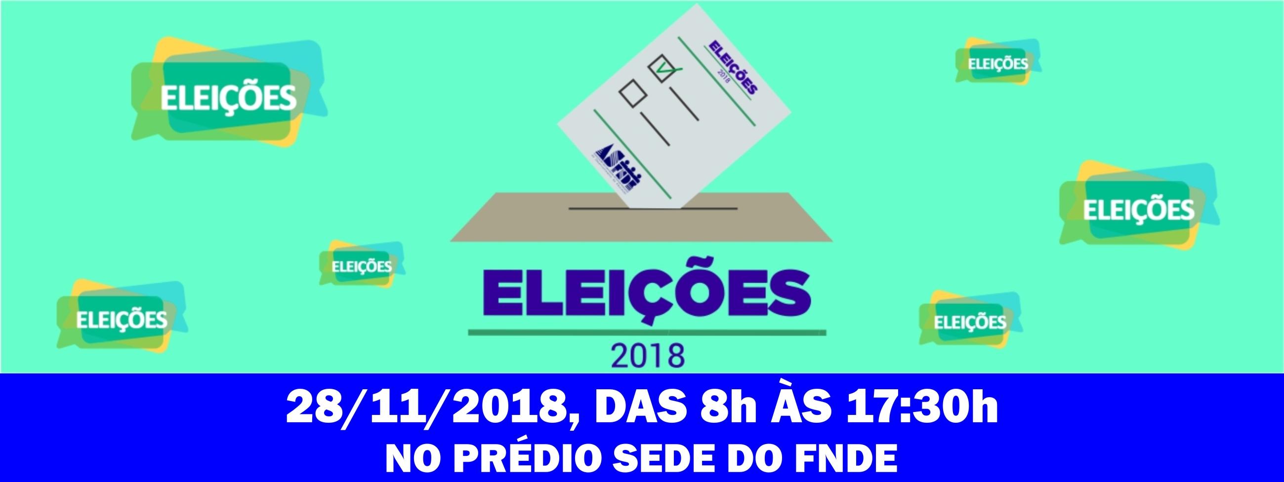 Eleições da ASFNDE – Quadriênio 2019-2022